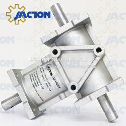Kleiner, Ultra-Leichter Typ unseres Gehren-Getriebes. Leistungsstarkes gewundenes Kegelradgetriebe wird verwendet, um die leisen und hohen Übertragungs-Geschäfte zu aktivieren