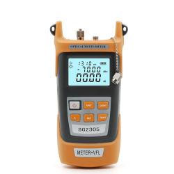 Волоконно-оптический измеритель мощности с источником света Sc FC разъем St оптического тестирования