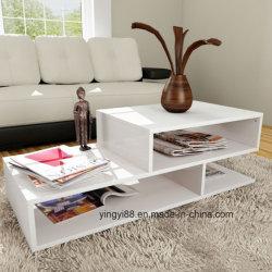 La salle de séjour Home Meubles Meubles design moderne Table à café en acrylique