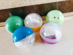 Giocattoli di plastica dei bambini dell'automobile del giocattolo della capsula per il distributore automatico