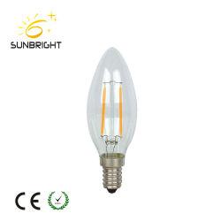 수정같은 램프를 위한 E14 1W-8W LED 초 빛