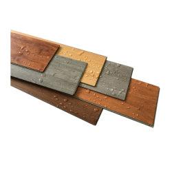 Luxe waterbestendige laminaatdisplay 4mm/5mm SPC Flooring Click plank