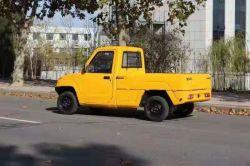 P100 Elektrische Kleine Bestelwagen Met lage snelheid, Elektrische Personenauto met een MiniDek, Geriatrisch Elektrisch voertuig
