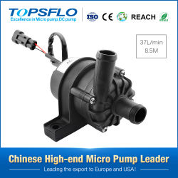 Brushless Motor die van Topsflo Ta60 12V gelijkstroom de AutomobielPomp van het Water, Auto koelen die Pomp, de Pomp van het Koelmiddel voorverwarmen