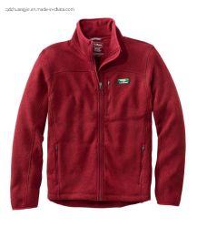 Kleding voor heren Polyester High Neck Zipper Up Coverstitch Heavy Gewicht Outwear Casual Winter antipilling Regulart Cut Adult Hoodies Jack