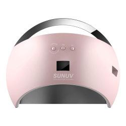 Sol6 48W de curado UV Uñas Herramienta Lámpara LED de luz de pelo