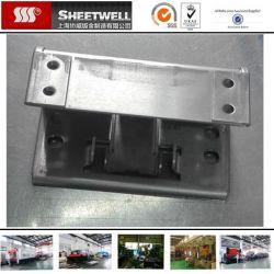 Cobre aluminio lámina metálica de acero inoxidable Fabricación soldadura personalizado