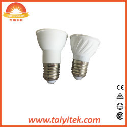 Haute qualité JDR-E27 spot Ampoule de LED à l'aide d'éclairage capot focale