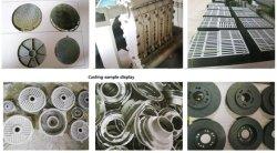 자동적인 맨홀 뚜껑, 벨브, 모터, 물통을 만들기를 위한 1020 유형 주물 생산 라인