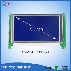 Sym240X128HV21 Affichage LCD 5.5INCH SMT 3.3/5.0v module LCD240128