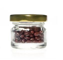La máxima calidad en color cristal tarros de mermelada de forma redonda con el color Tinplatic CPA