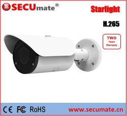 2MP 超スターライトカラー監視屋外セキュリティ CCTV IP を設置 カメラ