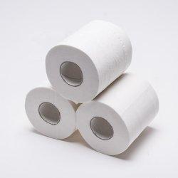 Оптовая торговля экологически безопасные древесной целлюлозы туалетной бумаги ткани