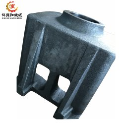 Custom Ductile Iron Sand Metal Casting Voor Machinery Parts