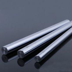 Asta in acciaio al carbonio con cuscinetto da 100 mm ad alta precisione da 5mm Asse ottico albero guida lineare da 6 mm