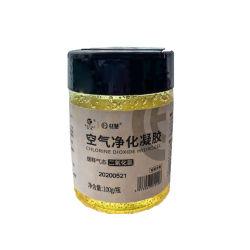 O Dióxido de Cloro Perfume Sólido Aroma inicial de gel de Sublimação Ambientador desodorizadores de ar