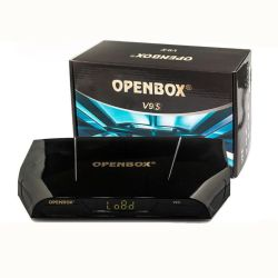 Openbox V9s DVB-S2HD Satellitenempfänger WiFi Bau in Suppo