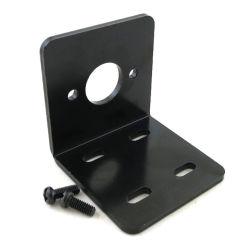 Точные / деталь штамповки металлической штамповки с черными порошковое покрытие