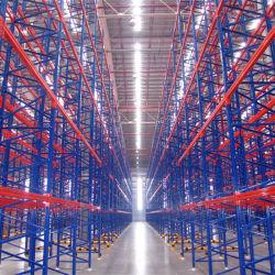 Aço Pesado Palete seletiva para armazenamento de Entreposto Industrial