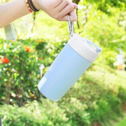 2020 Nouvelle conception 480ml 16oz sans BPA certificat CE Silicone de qualité de la FDA l'eau potable bouteille tasse tasse à café de garder au chaud à froid