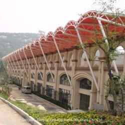 Vorfabrizierte StahlkonstruktionSporthalle/Basketball-Stadion mit Stahlrahmen