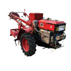 Directamente de fábrica de alta calidad Venta de diesel refrigerado por agua en dos ruedas del tractor a pie