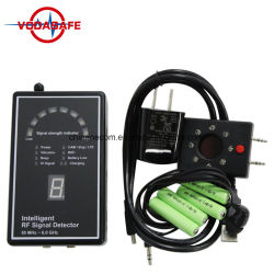 Detector de sinal de RF com lente Expert Finder 3G 2100 Bug de detecção de 2G/3G/4G Rastreador GPS