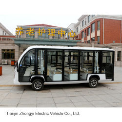 Oen Turismo passeios de um carro eléctrico do Aeroporto Monovolume