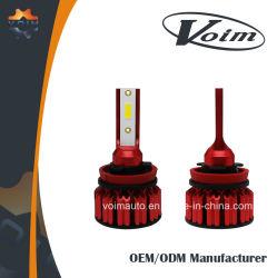 98% транспортных средств Установите меньший размер початков гранулы лампы H11 светодиодного освещения Суперяркий светодиод горит
