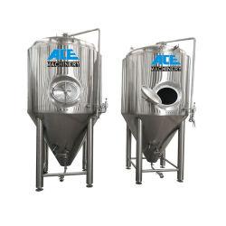 100L de fermentação cónico Fermenation Equipamento fermentador tanque misturador