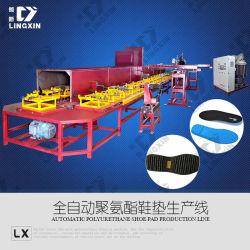 중국 질 제조자 PU 안창 생산 라인 /Polyurethane 안창 생산 라인 /Shoe 안창 생산 라인
