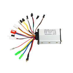 전기 자전거 및 스쿠터를 위한 고품질 36V 48V 350W BLDC 모터 관제사