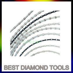 다이아몬드 철사 절단 도구 다이아몬드 철사는 제조가 다이아몬드 절단 철사 톱날을 보았다