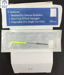살균 처분할 수 있는 귀영나팔 눈썹 바늘 (병 당 5F-50PCS)