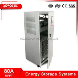 Tout-en-un hors-réseau 3kw/4kw Puissance solaire Système de stockage d'énergie d'accueil
