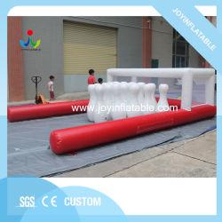 Для использования внутри помещений детей боулинг модель надувные спорт игры для детей играет