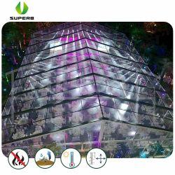 1000 человек роскошные свадьбы крыши в рамке партии палаток для продажи прозрачных свадьбы палатка
