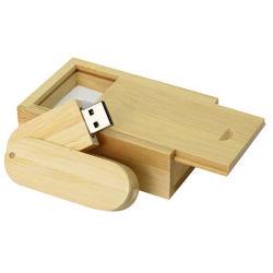 Azionamento di legno 2GB - 64GB dell'istantaneo del USB della parte girevole di migliori prezzi
