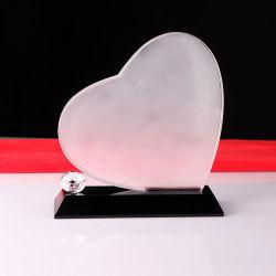 Trophée de Verre en cristal de l'artisanat de jeu de balle