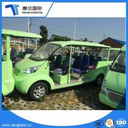 CE와 함께 하는 전기 관광 버스 관광 차량
