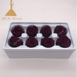 Yunnan-Lieferant, der für immer Rose für Hochzeits-Form-Zubehör dauert