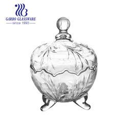 5.7Inch máquina de alta calidad hecha de vidrio transparente de Candy Pot (GB1804SC).