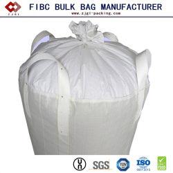 FIBC revestimento à prova aos pulverulentos 1500kg Saco de ton de malha