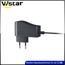 Бесплатные образцы высокого качества 18W 5~18V адаптер питания переменного тока с ЕС нас UK Au разъем