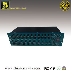 Профессиональный двойной 30 полосного эквалайзера (FCS 966)