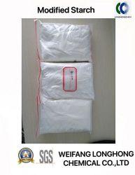 Largement utilisé dans l'industrie alimentaire de l'Amidon oxydé / Amidon modifié utilisés dans le dimensionnement de surface pour la fabrication du papier CAS 65996-62-5