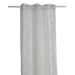 Фантазии фольгой печать постельное белье шторки ткань шторки