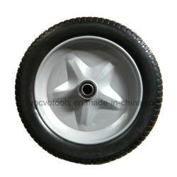 Дешевые оптовые малых пневматические резиновые шины колеса Барроу 16-дюймовые колеса 4.00-8 Star периферийных узлов