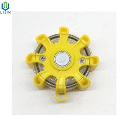 Blinkendes Licht des Sicherheit Warling Straßen-Aufflackern-LED mit starken Magneten