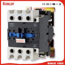 Cjx2 (LC1) Excelente calidad AC contactores magnéticos con certificado CE Contactor relé de arranque del motor